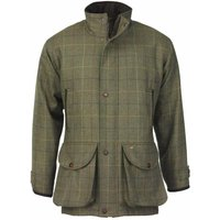 Laksen Mens Wingfield Tweed Coat Woodhay Tweed XL