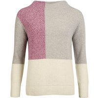 Barbour Womens Earn Knit Cream 18