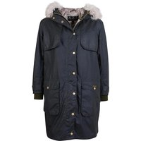 Barbour Womens Whitebeam Wax Jacket Sage/Natural 16