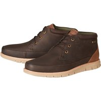 Barbour Mens Nelson Boot Brown 11