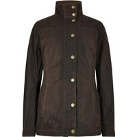 Dubarry Womens Mountrath Wax Jacket Java 14