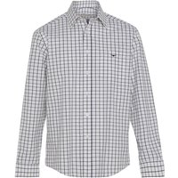 R.M. Williams Mens Collin Shirt AW20 White/Navy XXL