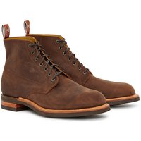 R.M. Williams Mens Rickaby Lace Boots Bark 10