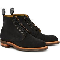 R.M. Williams Mens Rickaby Lace Boots Black 7