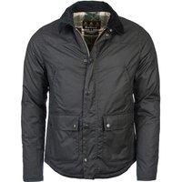 Barbour Mens Reelin Wax Jacket Sage XXL