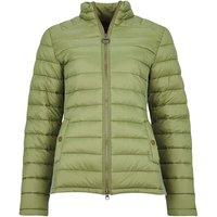Barbour Womens Ashridge Quilted Jacket Bayleaf 16