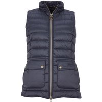 Barbour Womens Epsom Gilet Navy 10