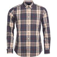 Barbour Mens Sandwood Shirt Stone XXL