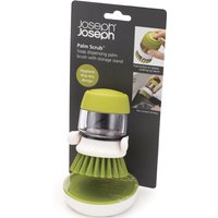 Joseph Joseph Palm Scrub Brush Green