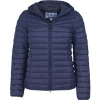 Barbour Womens Hopper Quilted Jacket Summer Navy 16
