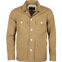 Barbour Mens Rowden Casual Jacket Stone XL