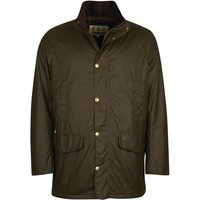 Barbour Mens Spencer Wax Jacket Archive Olive Small