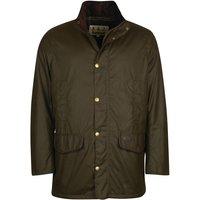 Barbour Mens Spencer Wax Jacket Archive Olive Medium