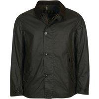 Barbour Mens Commuter Wax Jacket Sage/Classic Large
