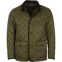 Barbour Mens Horden Quilted Jacket Olive/Classic Small
