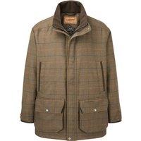 Schoffel Mens Ptarmigan Tweed Classic Coat Arran Tweed 48