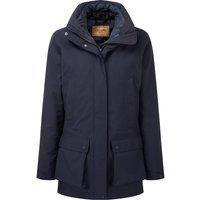 Schoffel Womens Uppingham 3 in 1 Coat True Navy 10
