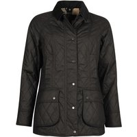 Barbour Womens Wardley Wax Jacket Navy/Dress 8