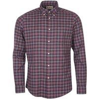 Barbour Mens Brendan Tailored Shirt Navy Medium