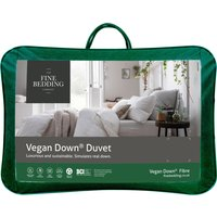 The Fine Bedding Company Vegan Down Duvet  King
