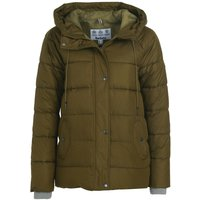 Barbour Womens Tidepool Quilted Jacket Nori Green 14
