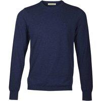 R. M. Williams Mens Howe Sweater Navy XXL