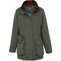 Alan Paine Womens Combrook Coat Spruce 16