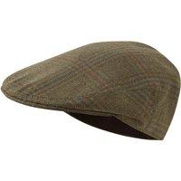 Schoffel Unisex Tweed Classic Cap Buckingham Tweed 56cm (6 7/8)