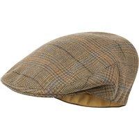 Schoffel Unisex Tweed Classic Cap Arran Tweed 58cm (7 1/8)