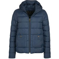 Barbour Womens Oaktree Quilted Jacket Navy 18