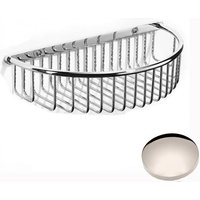 Samuel Heath Shower Basket N153 Polished Nickel Large