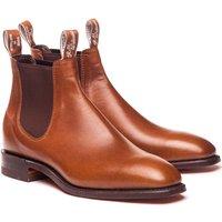 R.M. Williams Mens Kangaroo Comfort Craftsman Boots Tanbark 8 (EU42)