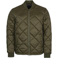 Barbour Mens Umble Quilted Jacket Sage/Classic Small