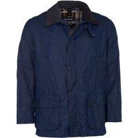 Barbour Mens Lightweight Ashby Wax Jacket Indigo Small