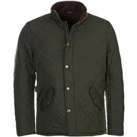 Barbour Mens Powell Quilted Jacket Sage XXL