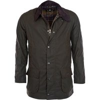 Barbour Mens Bristol Wax Jacket Olive Small