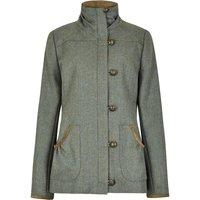 Dubarry Womens Bracken Tweed Utility Jacket Rowan 16
