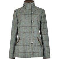 Dubarry Womens Bracken Tweed Utility Jacket Sorrel 18