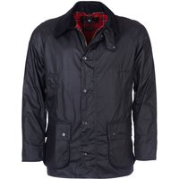 Barbour Mens Ashby Wax Jacket Black Medium