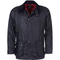 Barbour Mens Ashby Wax Jacket Black XXL