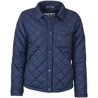 Barbour Womens Blue Caps Quilted Jacket Summer Navy 10