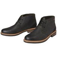 Barbour Mens Readhead Boots Black 12 (EU47)