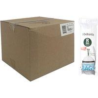 Brabantia Bin Liners Boxed Dozen Deal Packs 120 240 Bags  36L R Green