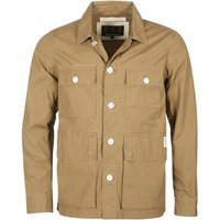 Barbour Mens Rowden Casual Jacket Stone XXL