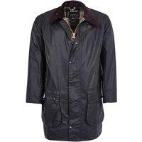 Barbour Mens Border Wax Jacket Sage 48