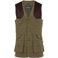Alan Paine Mens Axford Waistcoat Basil XL