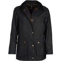 Barbour Womens Acorn Wax Jacket Navy 16