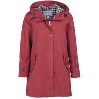 Barbour Womens Pintail Casual Jacket Mulberry 18