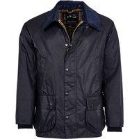 Barbour Mens Bedale Wax Jacket Navy 38