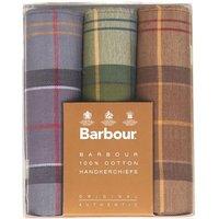 Barbour Tartan Handkerchiefs Green Tartan One